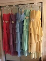 Alfred Angelo bridesmaid dresses! But Could Be Prom/occasion Wear!
