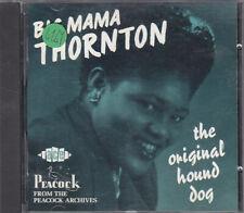 BIG MAMA THORNTON - the original hound dog CD