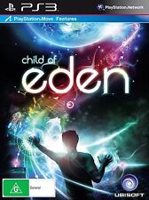 Child of Eden *BRAND NEW* PS3