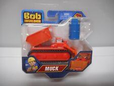 Bob Builder Die-cast vehicle - Muck - New