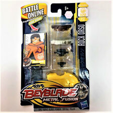 New HASBRO Beyblade METAL FUSION ROCK ORSO DEFENSE D125B BB51 Movies Boy Kid Toy