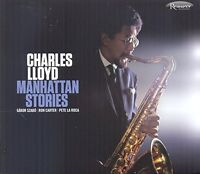 Charles Lloyd - Manhattan Stories [New CD] Digipack Packaging