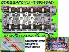 DAEWOO LANOS 1.6 DOHC CYLINDER HEAD & GASKET & BOLT SET