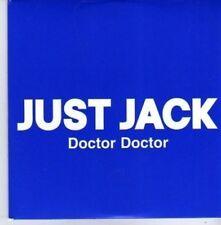 (AQ621) Just Jack, Doctor Doctor - DJ CD