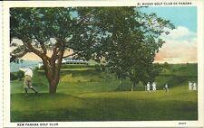 """El Nuevo Golf Club De Panama"" New Panama Golf Club Postcard *Free Us Shipping*"