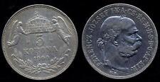 HUNGARY 5 Korona 1900 AG Franz Joseph I