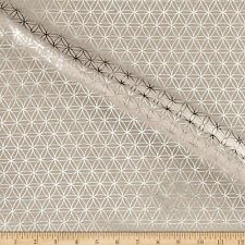 P Kaufmann Sea Glass Pebble Outdoor Suede Drapery Upholstery Fabric by the yard