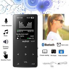16GB Bluetooth MP3 HiFi Musik Player APE FLAC FM Radio SD-Karten-Unterstützung