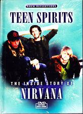 NIRVANA teen spirits the inside story of nirvana DVD + Book NEU OVP/Sealed