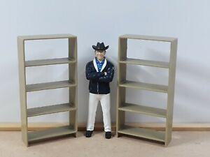 1/18 scale shelves, shelving rack, garage accessories for AutoArt, GMP models