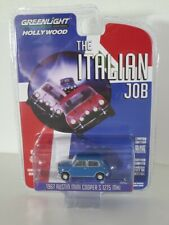 Greenlight 1:64 The Italian Job – Austin Mini Cooper S 1275 MkI 1967 b Brand new