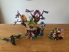 Lego Elves The Elvenstar Tree Bat Attack (41196)