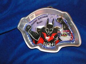 New Vintage Wilton Batman Beyond  Cake Pan  2105-9900