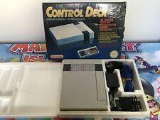 Consola Nintendo Nes Pack Control DecK Versión Pal España 100% Original