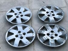 "HYUNDAI GETZ 14"" WHEEL TRIM X 4 HUB CAP GENUINE 529601C400 FULL SET OFF 4"