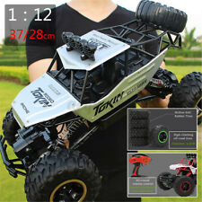 28/37CM 2.4Ghz RC Car 4WD Remote Control Vehicle Electric Monster Off-Road Toys