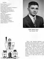 1954 Cleveland Ohio The University School Yearbook~Photos~History~Football~Drama