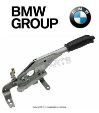 BMW E46 Parking Brake Lever with Handle Genuine 34 41 1 164 489
