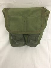 Eagle Industries Old School SOMAV SAW M60 Pouch Olive Drab NSW DEVGRU Navy SEALs