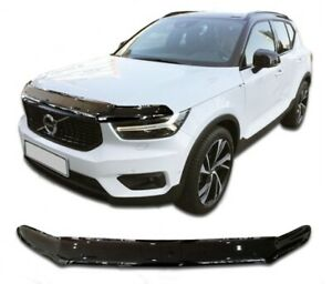 High Quality Bonnet Protector - Tinted - for Volvo XC40 2018 to Present