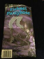 NEW fishnet stockings black