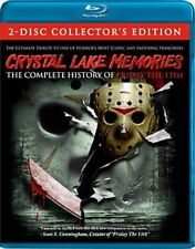 Crystal Lake Memories Complete History of Friday The 13th Blu-ray