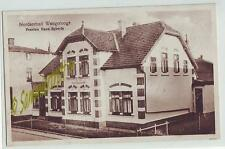 Wangerooge  Wangeroog   Pension Haus Egberts   1927
