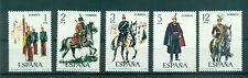 UNIFORMES MILITAIRES - MILITARY UNIFORMS SPAIN 1979