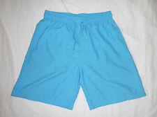Men Sport Shorts Basketball Board Swim Trunks Pants Solid Black Blue Brown Green