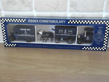 Lledo 3 pc Set, Essex Constabulary 150th Anniversary, LP11-LP16-LP33, cert 199