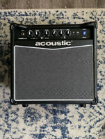 Acoustic Lead Guitar Series G10 1x8 Guitar Combo Amp Amplifier