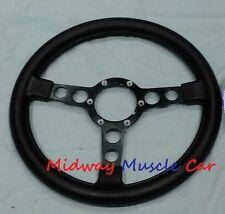 NEW formula steering wheel black spokes 70-81 Pontiac Firebird Trans Am Firebird