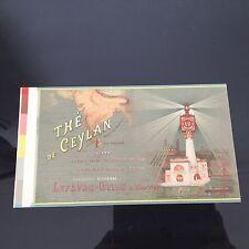 Etiquette LU Habillage Boîte Lefèvre Utile Thé Ceylan Expo Universelle 1900