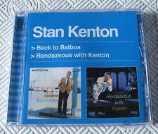 Stan Kenton - Scarce 2 On 1 Mint Cd Album - Big Band / Swing