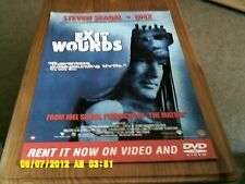 FORI di uscita (Steven Seagal, DMX) FILM POSTER A2