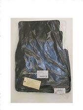 LEXUS OEM FACTORY FLOOR MAT SET 1998-2005 GS300 GS400 GS430 BLACK (RWD ONLY)
