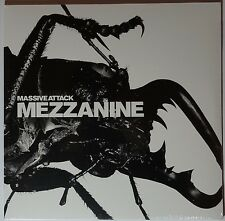 Massive Attack - Mezzanine 2LP 180g vinyl NEU/SEALED