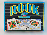 ROOK PLUS THE WILDBIRD BOARD GAME 1994 PARKER BROTHERS NEW OPEN BOX @@