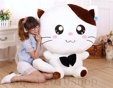 39'' San-x Nyan Nyanko Cat Toy Plush Stuffed Animal Soft Cute Nyan Doll Kid Gift