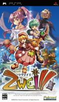 PSP Zwei Japan PlayStation Portable F/S
