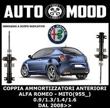 COPPIA AMMORTIZZATORI ANTERIORI ALFA ROMEO MITO(955_) 0.9 1.3 1.4 1.6 DAL 2008>>