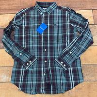 Columbia Mens Rapid River II Long Sleeve Button Shirt New NWT Medium I209