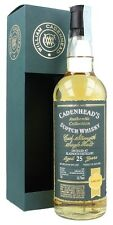 1 BOTTLE WHISKY GLENFARCLAS 1988 25 YO 53,7 % CADENHEAD'S