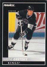WAYNE GRETZKY 1992-93 Pinnacle Hockey card #200 Los Angeles Kings NR MT