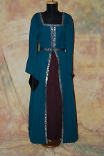 Juliet Gown made by a professional seamstress great for theater or Ren Faire!