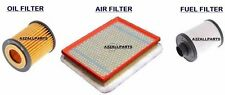 FOR VAUXHALL ZAFIRA 1.9TD CDTI 04 05 06 07 08 09 SERVICE PARTS FILTER KIT SET