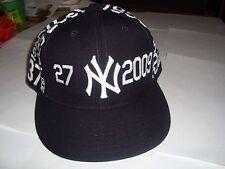 59/50 New Era Spike Lee Joint  NY Yankees Championships Cap 7 1/4 RARE