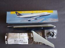 Caledonian Airways Boeing B747-200 Wooster Model 1:250 Scale