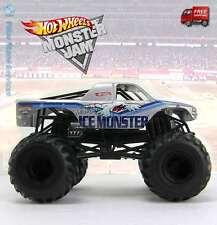 2012 Hot Wheels Monster Jam MICHIGAN ICE MONSTER  Monster Truck 1:24 Scale