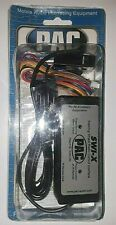 NOS PAC SWI-X Universal Steering Wheel Radio Control Interface